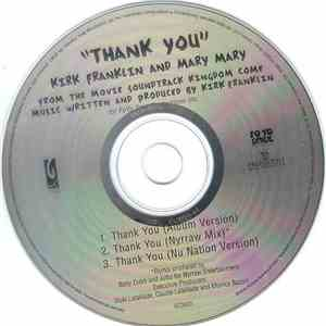 Kirk Franklin & Mary Mary - Thank You download